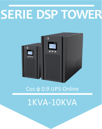 Serie DSP Tower