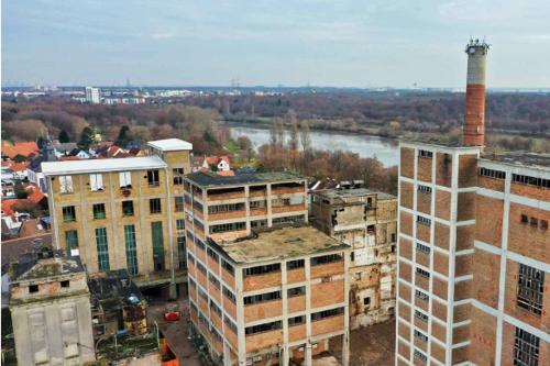 Frankfurt am  Main - Hattersheim: Riverside Lofts