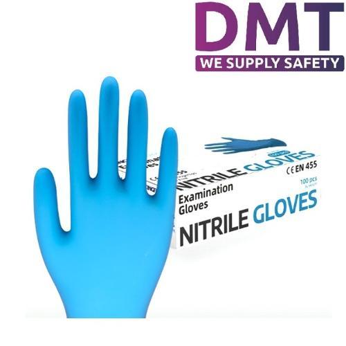 Medical surgical nitrile gloves EN455 nitrile gloves
