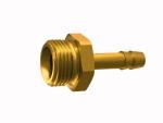 Screw-in hose connector, G 2 1/2, for hose I.D. 63 mm, AF 80