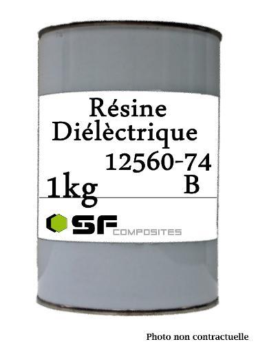 RESINE DIELECTRIQUE 12560 1KG