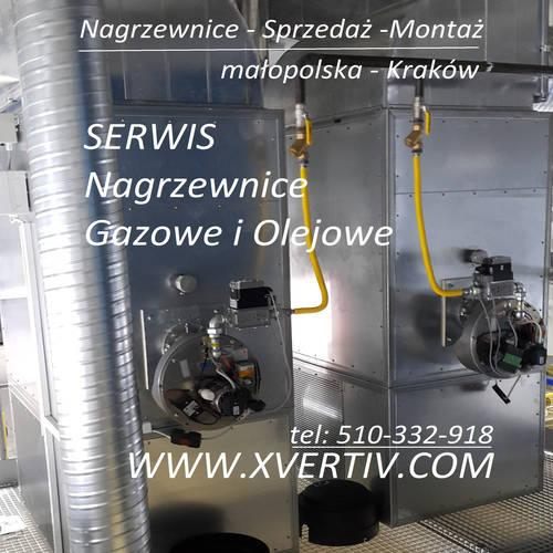 Serwis Nagrzewnic Olejowych i Gazowych