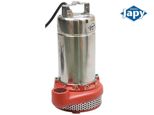 Submersible lift pump