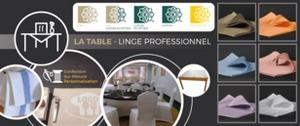 Nappage professionnel pour restaurants
