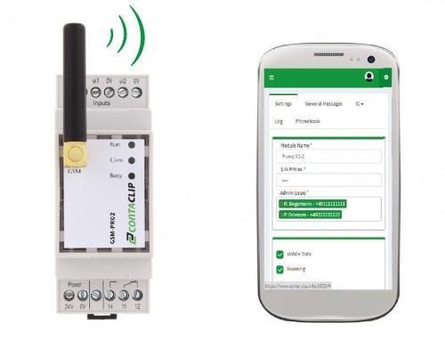 GSM-PRO 2 Kommunikationsmodul