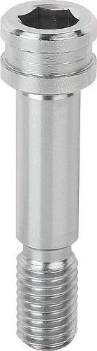 Vis CHC rectifiée 5 axes UNI lock à pas de 80 mm