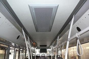 Climatizzazione e riscaldamento autobus
