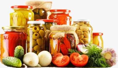 Производство овощной и фруктовой консервации