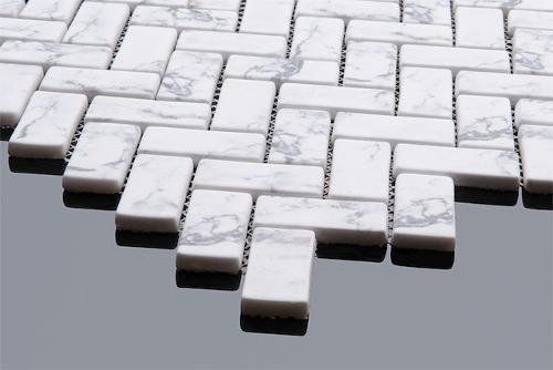 Marble pattern mosaics