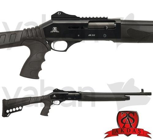 hunting rifle Akdaş  Akdaş Tactic / AP 212-TS5 Dynamic shoot