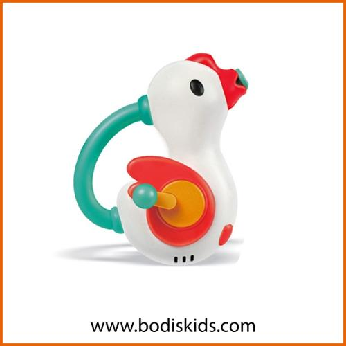 High quality cheap plastic baby rattle toys
