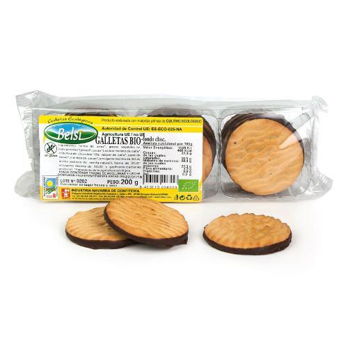 Chocolate Bottom Bio Cookie (gluten Free)