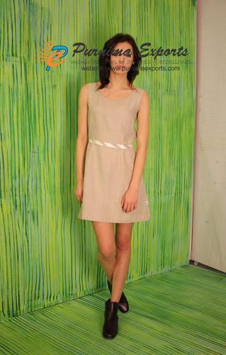 Linen Silk Dresses