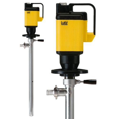 Drum pump MP-SS with motor MA II 3