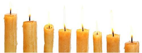 Bougies et lampes à huile