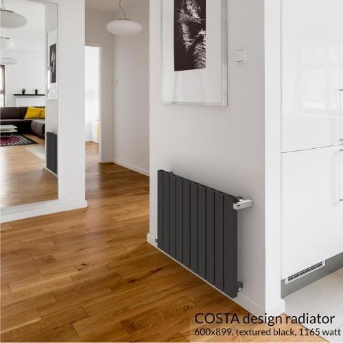 COSTA, design radiator