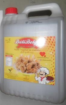 DéliBelge Cooking Oil