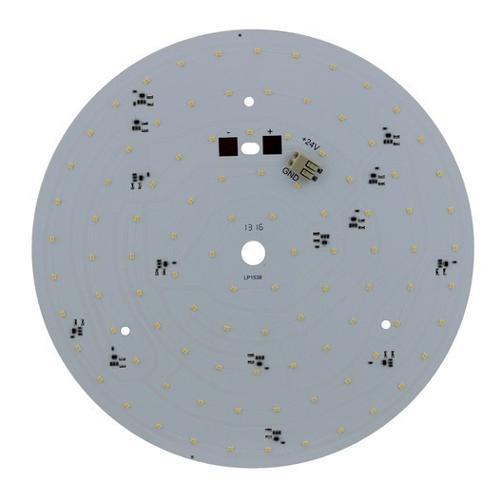 LED-Platine Rund 190 mm 10 W für Kleinspannung