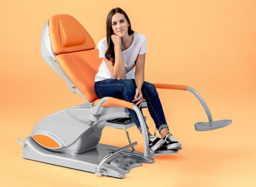 arco-matic - Examination and treatment chair for gynaecology