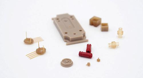 PEEK Micro Molding