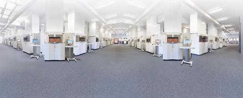 Lasersintern, Laser-Sintern - Spezial-Dienstleister seit 1994