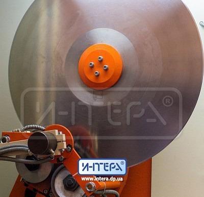 Автоматическая установка для резки логов туалетной бумаги