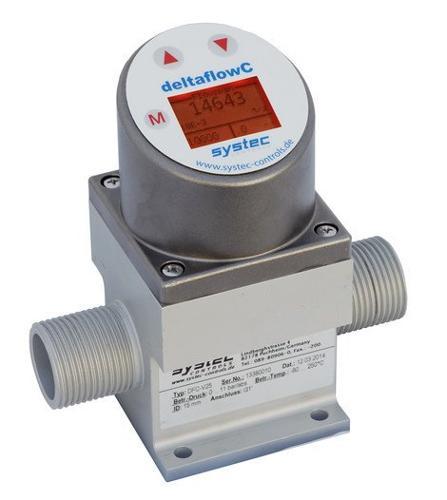 Kompakter Gas- und Luftmassensensor
