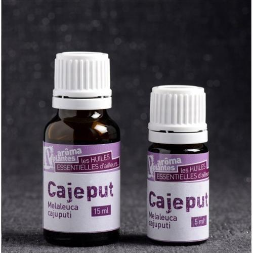 Huile essentielle de Cajeput biologique