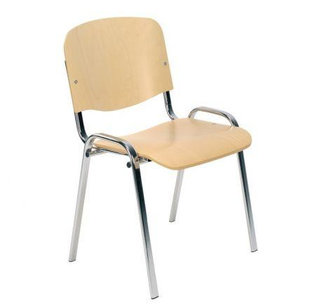 Chaise Cluny Bois Empilable