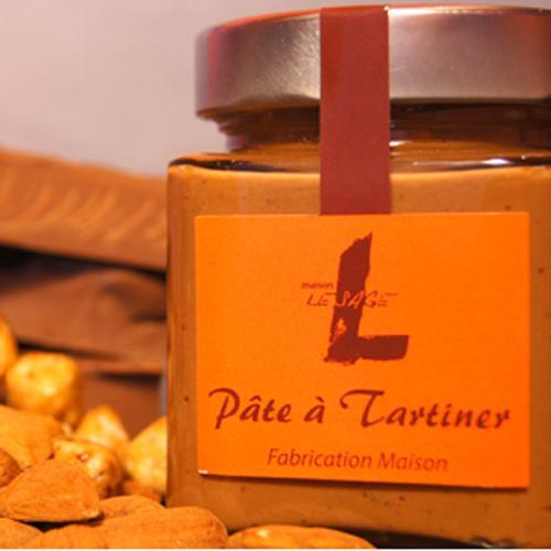Pates a tartiner-Caramel croustillant