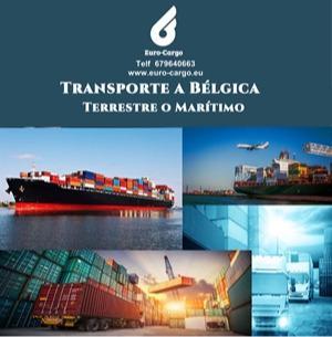 Transport de fret vers la Belgique