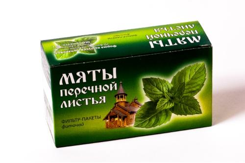 Peppermint Leaves phytotea