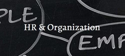 HR & Organisation