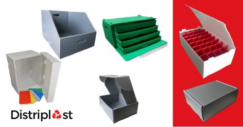 Distribox, l'emballage sur-mesure