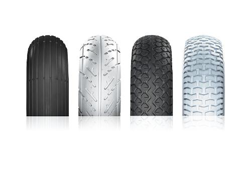 Tyres and wheel tubes iMPAC