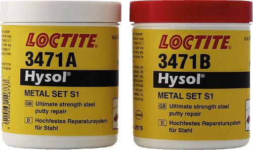 LOCTITE liquid epoxy metals