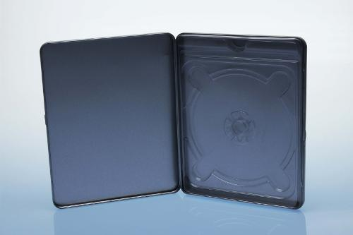 BluRay Box aus Metall - ohne Sichtfenster