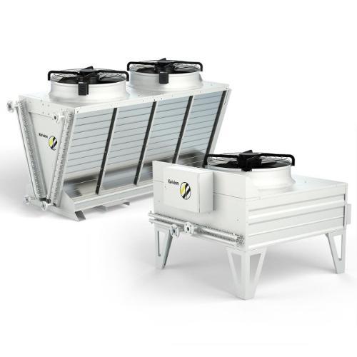 散热器和干式冷却器