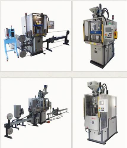 Macchine per produttori, riplastificatori di fili diamantati