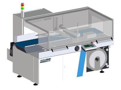 flexo 500 Form Fill and Seal Machine