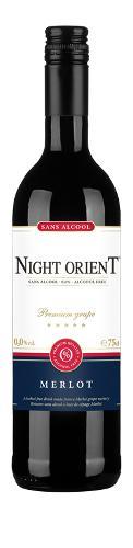Night Orient Merlot