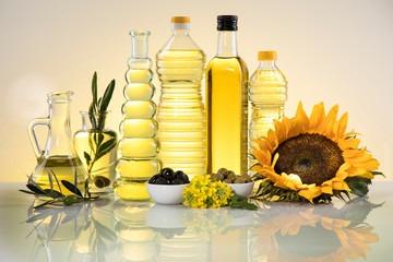 Edible oils for cooking