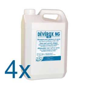 DEVEROX NG GEL carton 4x5 L