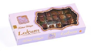 TURKISH DELIGHT WITH PISTACHIO-CHOCOLATE