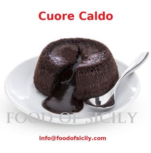 """Coulant de chocolate """"Cuore Caldo"""""""