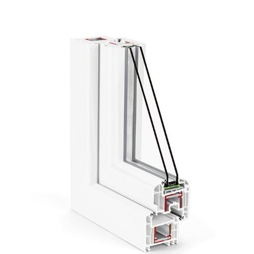 Rehau Euro Design 70 system