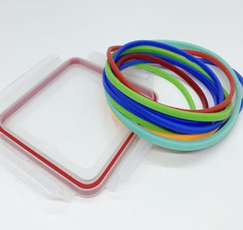 Silicone Storage Container Gasket