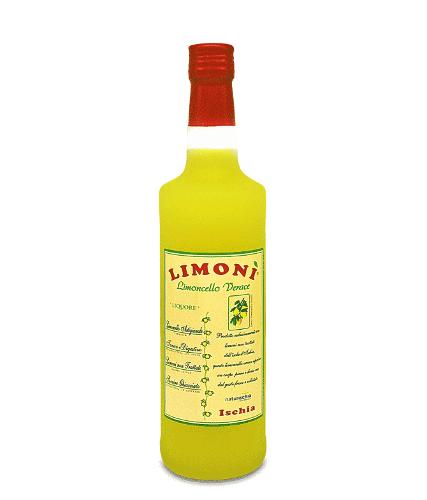 Limonì limoncello verace di Ischia