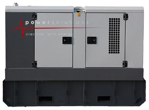 Générateur 33 kVA - Fiche technique