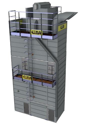 ES300RCT * Stationery Dryer *